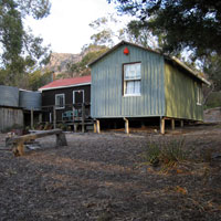 Coles Bay YHA in Tasmania