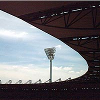 Light Tower at the MCG