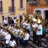 Mexican Brass Band