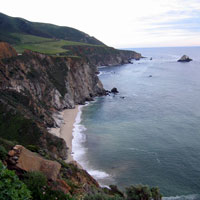 Big Sur, Californian Coast